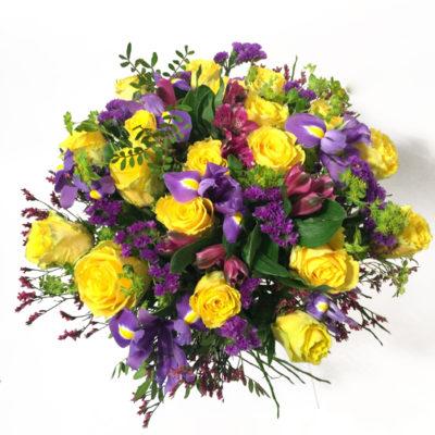 Kimp_kollaste_roosidega