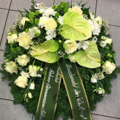 Matusepärg roh-anthurium-roos-preeriakell