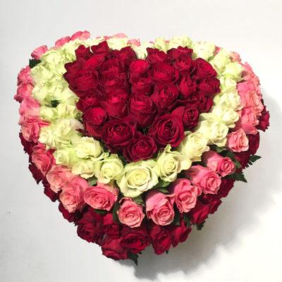 Suur süda roosidest2
